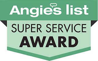 Angies List Super Service Award