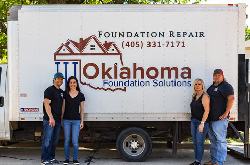 Foundation Repair Oklahoma Foundation Repair